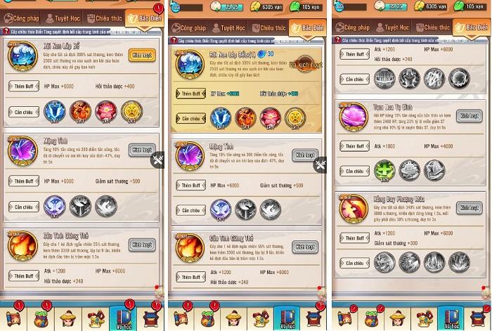 Đại Hiệp Piu Piu Piu tung update siêu chất với giải đấu Võ Lâm Tranh Bá toàn server 5