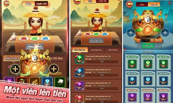 Đại Hiệp Piu Piu Piu tung update siêu chất với giải đấu Võ Lâm Tranh Bá toàn server 6