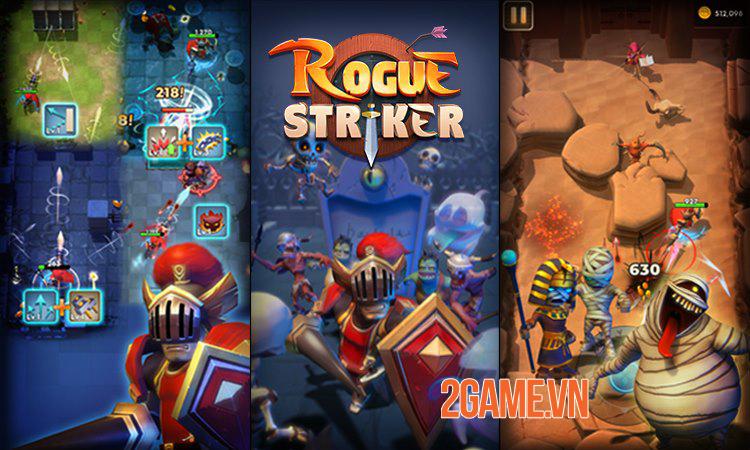 Rogue Striker - Trải nghiệm cuộc chiến hành động không có hồi kết 0