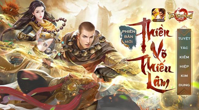 Tân Thiên Long Mobile tiết lộ tên phiên bản mới cùng sự kiện chung vui hấp dẫn