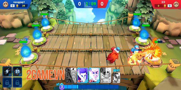 Ghost War - Game chiến thuật siêu dễ siêu vui chỉ cần một ngón tay 1