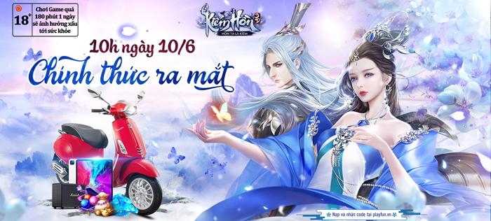 Tặng 444 giftcode game Kiếm Hồn 3D Funtap 0