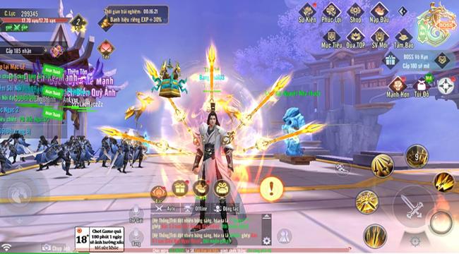 Tặng 444 giftcode game Kiếm Hồn 3D Funtap
