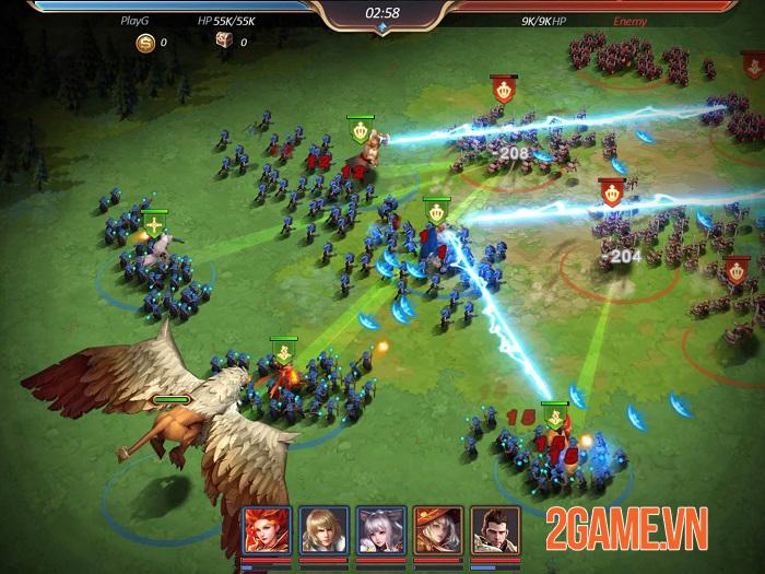 Invoker - Sự kết hợp hoàn hảo giữa thẻ bài chiến thuật và nhập vai phiêu lưu 1
