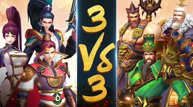 Tuyệt Đỉnh Tam Quốc tổ chức siêu giải đấu 3v3 đầu tiên cho thể loại thẻ tướng