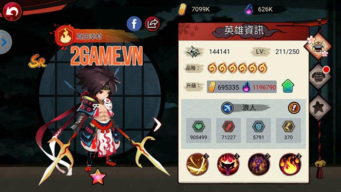 Samurai Idle VNG