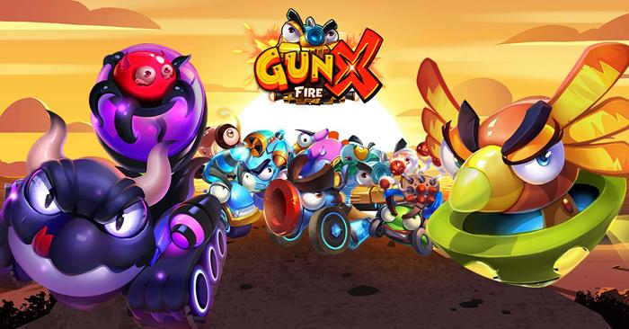 GunX: Fire