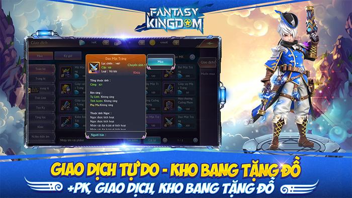 Fantasy KingDom M