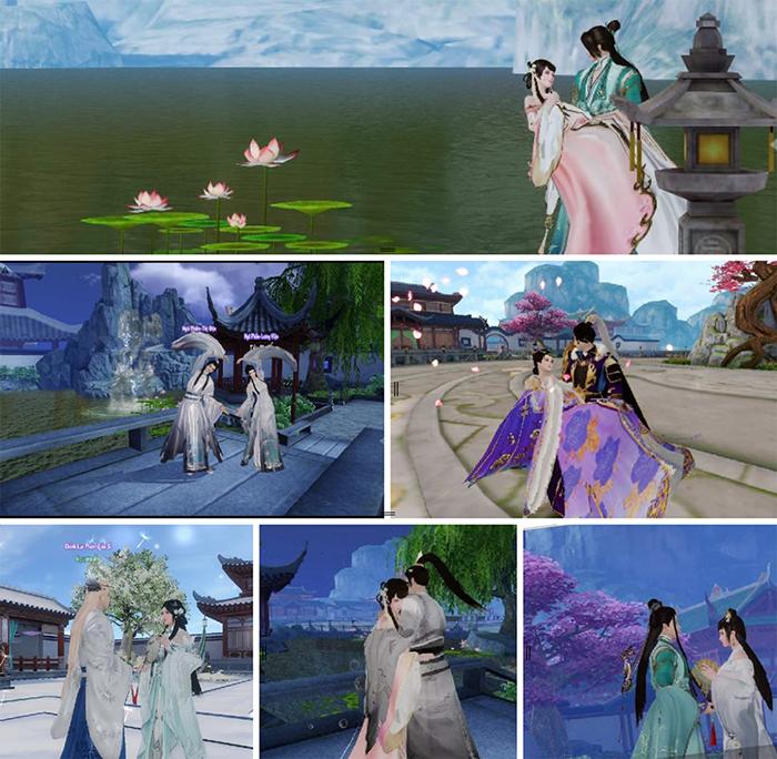 Tỷ Muội Hoàng Cung VNG tổ chức sự kiện Cặp đôi hoàn hảo vô cùng dễ thương 3