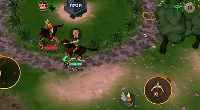Rider.io – Game cưỡi ngựa bắn cung loạn đấu vô cùng hấp dẫn!!!