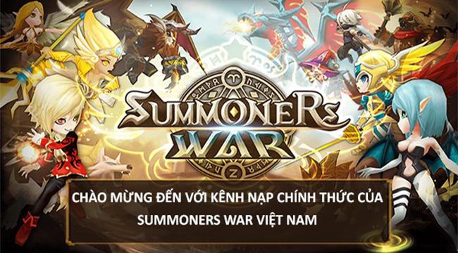 Summoners War tặng nhiều VIP Code cho người chơi sử dụng cổng thanh toán Funtap