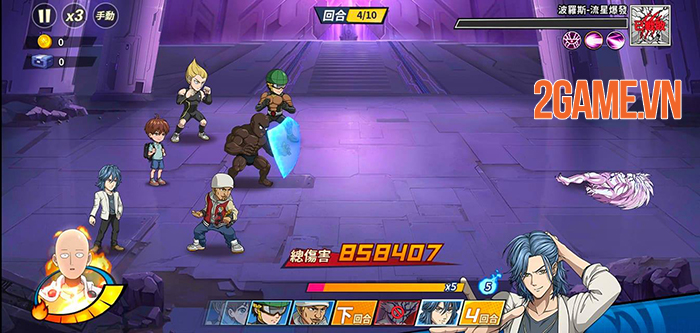 Game thẻ tướng One Punch Man: The Strongest sắp về Việt Nam 2