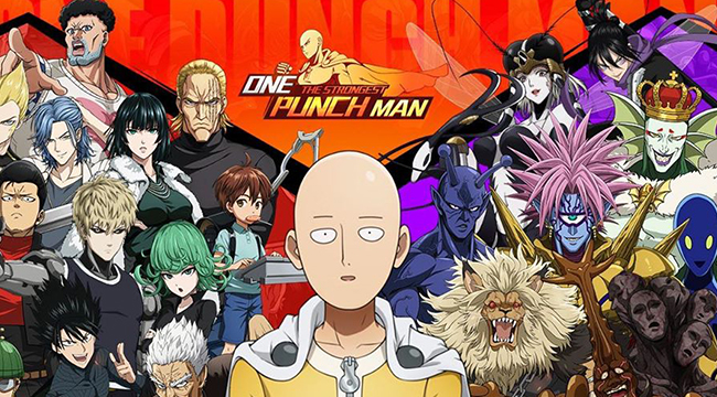 Game thẻ tướng One Punch Man: The Strongest sắp về Việt Nam