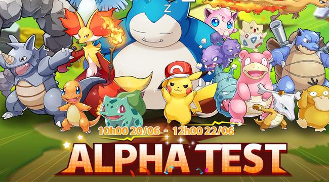Thần Thú 3D Mobile ra mắt sớm hơn dự kiến để chiều lòng fan Pokemon