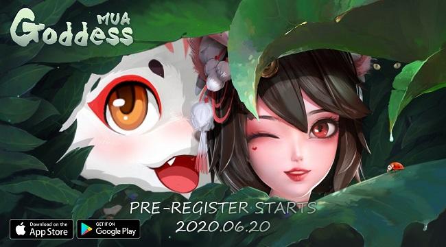 Goddess MUA – Thế giới MMORPG 3D tuyệt đẹp với nhiều nội dung thú vị