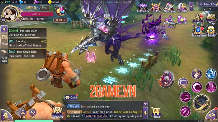 Thêm 7 game online mới nữa đến tay game thủ Việt trong cuối tháng 6 1