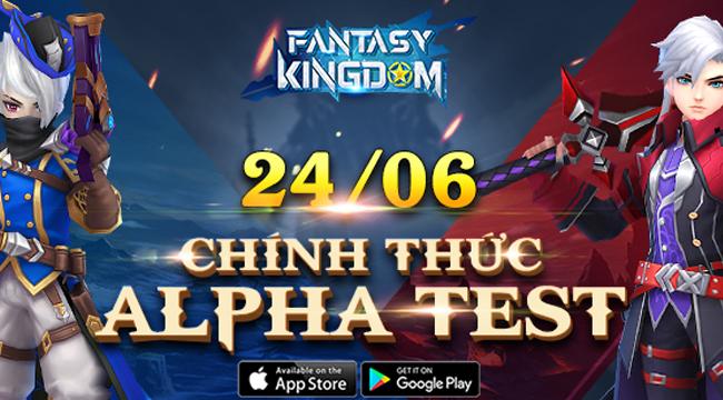 Tặng 999 giftcode Fantasy Kingdom M – Thánh Địa Huyền Bí