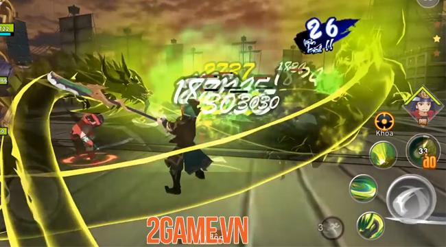 Game hành động Tam Quốc Vô Song 3D Mobile về Việt Nam
