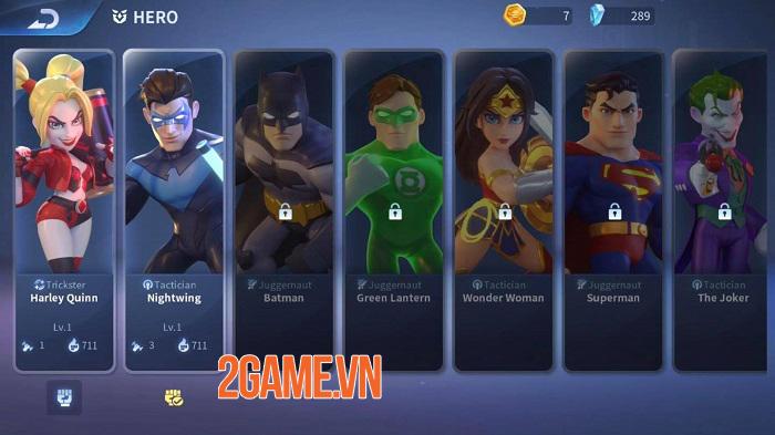 DC Battle Arena - Game MOBA sinh tồn với dàn siêu anh hùng DC 0