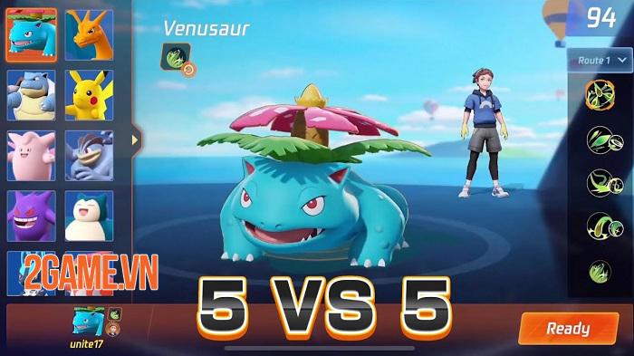 Dự án MOBA Pokemon Unite được đỡ đầu bởi những ông lớn làng game 1