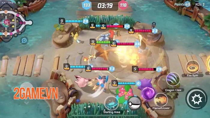 Dự án MOBA Pokemon Unite được đỡ đầu bởi những ông lớn làng game 4