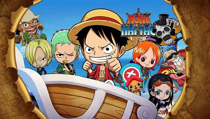 Rất nhiều game manga chất lượng đổ về Việt Nam trong năm 2020 8