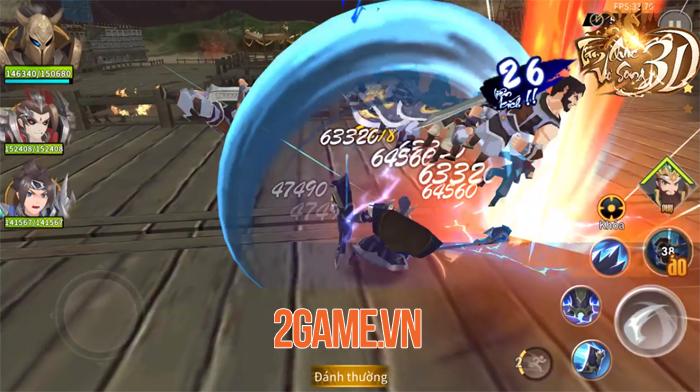 Tam Quốc Vô Song 3D