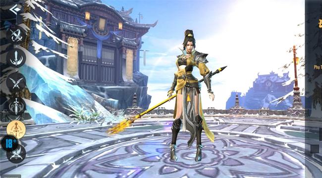 Tiên Kiếm Kỳ Duyên 3D – MMORPG tiên hiệp 6 phái về Việt Nam