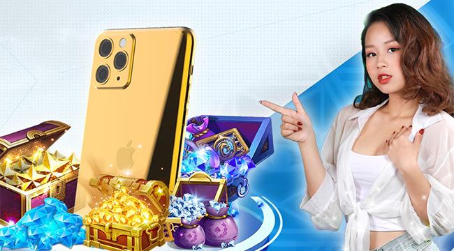 Tặng 789 giftcode game Fantasy KingDom M