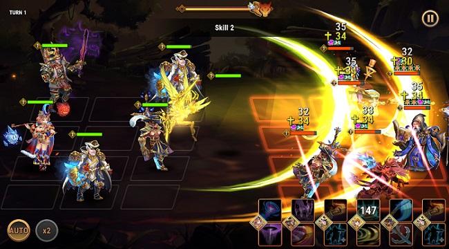 Fantasy League – Game nhập vai hành động theo lượt đồ họa 2D chất lượng miễn chê