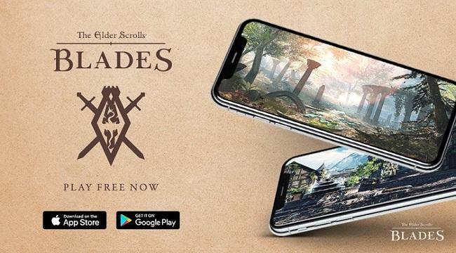 Game nhập vai hành động The Elder Scrolls: Blades ra mắt ở khu vực Đông Nam Á