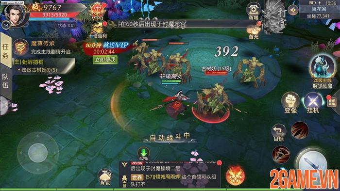 Thêm 11 game mobile mới cập bến Việt Nam trong tháng 8 9