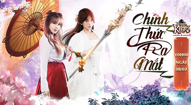 Tặng 555 giftcode game Vô Danh Kiếm Funtap