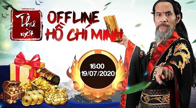 Tam Quốc Liệt Truyện sẽ có buổi offline đầu tiên tại TP Hồ Chí Minh