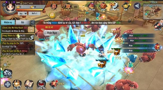 Kiếm Khách Ca Ca đem đến nhiều ngạc nhiên thú vị cho người chơi
