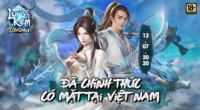 Long Kiếm Cửu Châu – Game tiên hiệp với dàn nhân vật long lanh sắp về Việt Nam