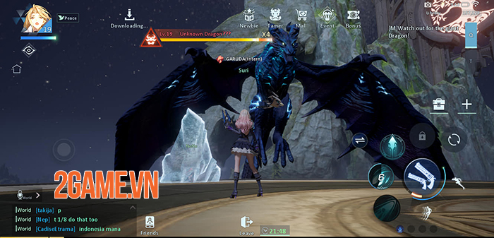 Bom tấn Dragon Raja sẽ ra mắt làng game Việt vào tháng 8 3