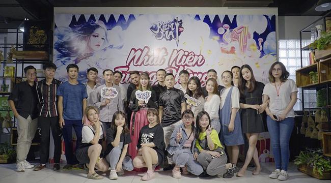 Kiếm Ma 3D ghi điểm trong mắt game thủ sau offline thành công tại Hà Nội