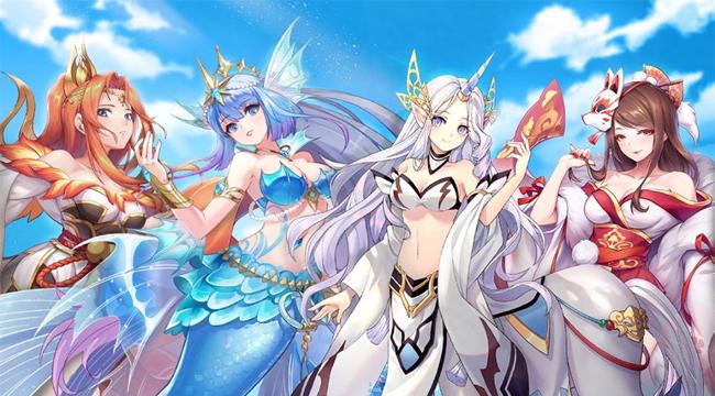 Tặng nhiều giftcode Goddess MUA giá trị
