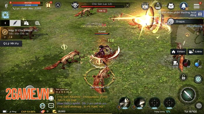 10 game online đã đến tay game thủ Việt trong tuần qua 2