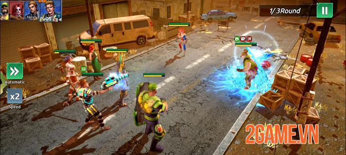 Top 9 game mobile rảnh tay chơi cực hay cho tháng 8 2
