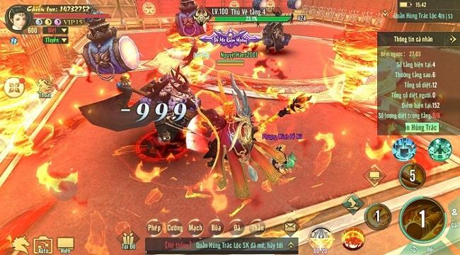Vô Danh Kiếm Update thêm nhiều tính năng siêu Việt cho game thủ