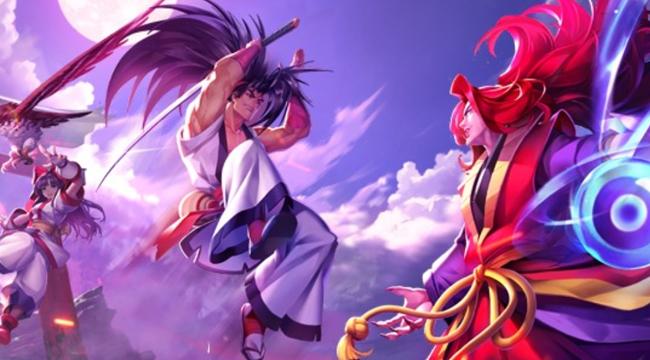 Samurai Shodown VNG ấn định ngày ra mắt tại khu vực Đông Nam Á