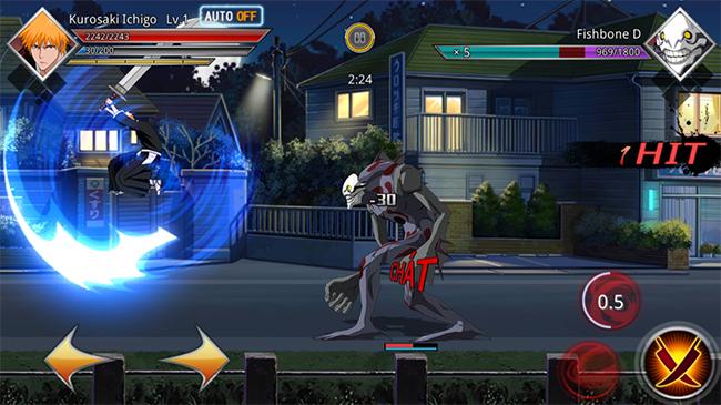 Thần Chết Thức Tỉnh có cơ chế chiến đấu hành động tiết tấu nhanh