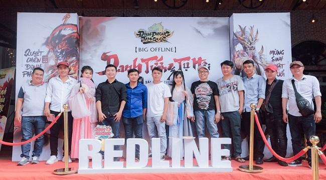 Đỉnh Phong Tam Quốc tổ chức offline tưng bừng mừng sinh nhật 1 tuổi