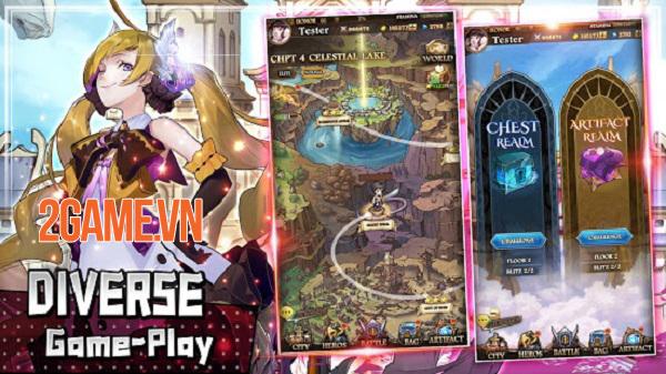 Top 9 game mobile rảnh tay chơi cực hay cho tháng 8 0