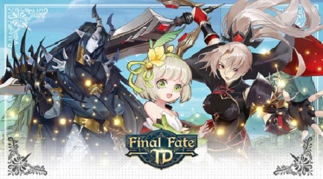 Final Fate TD – Game chiến thuật thủ tháp bối cảnh anime đẹp mắt