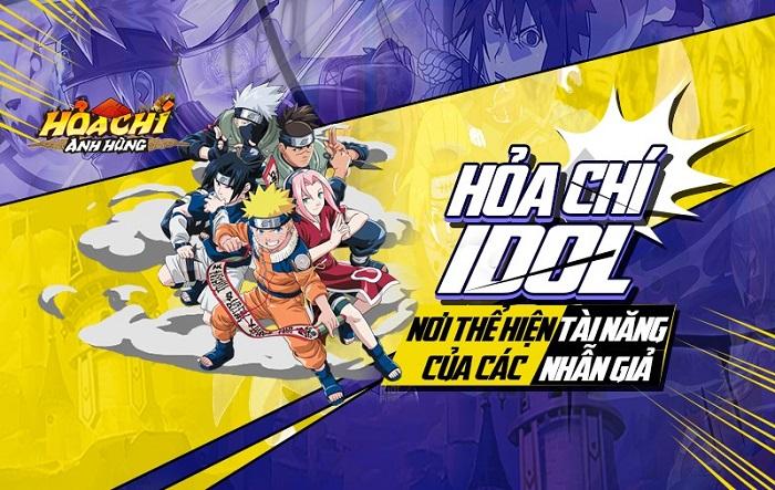 Hỏa Chí Anh Hùng tạo sân chơi độc đáo cho game thủ bằng cuộc thi Hỏa Chí Idol 0