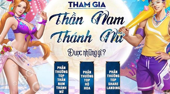 """Game thủ Việt hỏi """"tại sao ra nhiều sự kiện thế"""", Tình Kiếm 3D từ chối trả lời?"""