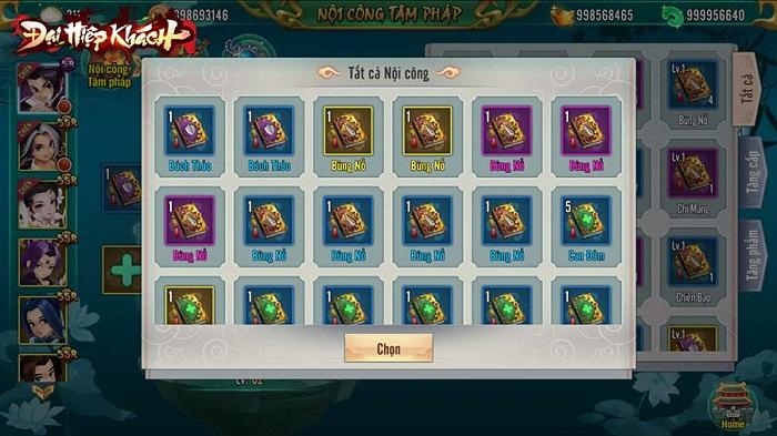 Đại Hiệp Khách - Game Việt sở hữu chất lượng nổi bật về đồ họa lẫn gameplay 8